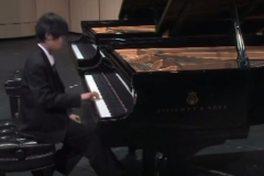Authur Chen@2011: FIRST PLACE at the 19th USOMC performing Mozart, Allegro Assai (3rd mvt) from Sonata K.332 in F Major, on the winners recital
